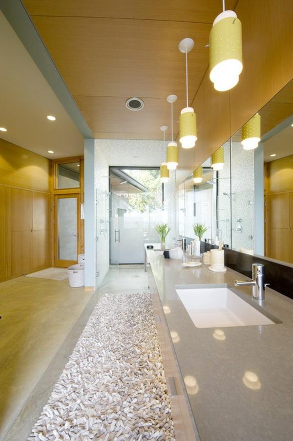 1001 Ideen fr Badbeleuchtung Decke  effektvolle und atemberaubende Atmosphre