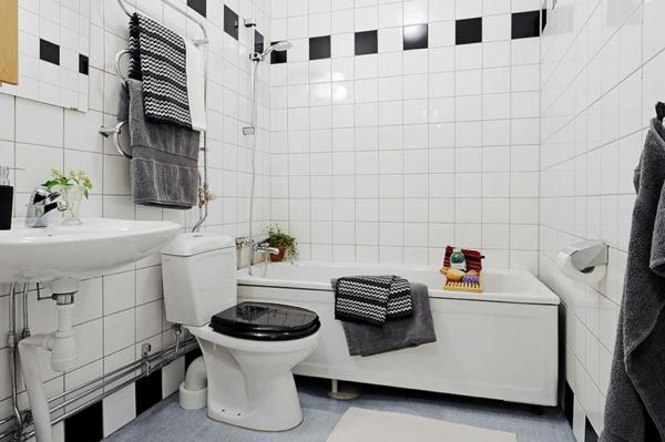 deko badezimmer - tyentuniverse - Deko Bei Grauen Badezimme
