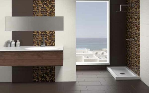 1001 Ideen fr Badfliesen  modern und elegant fr einen