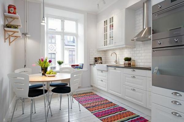 Kchenteppich und Teppichlufer Designs  inspirierende Ideen