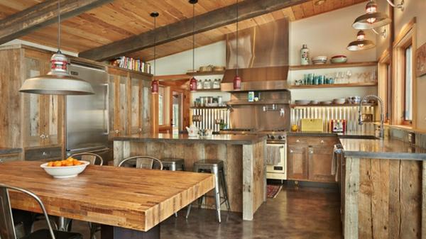 hanging kitchen cabinets wall units moderne landhausküchen - schöne küchen-designs, die sie ...