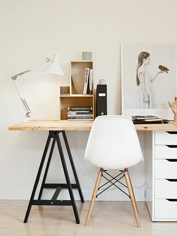 Modern Swivel Desk Chair