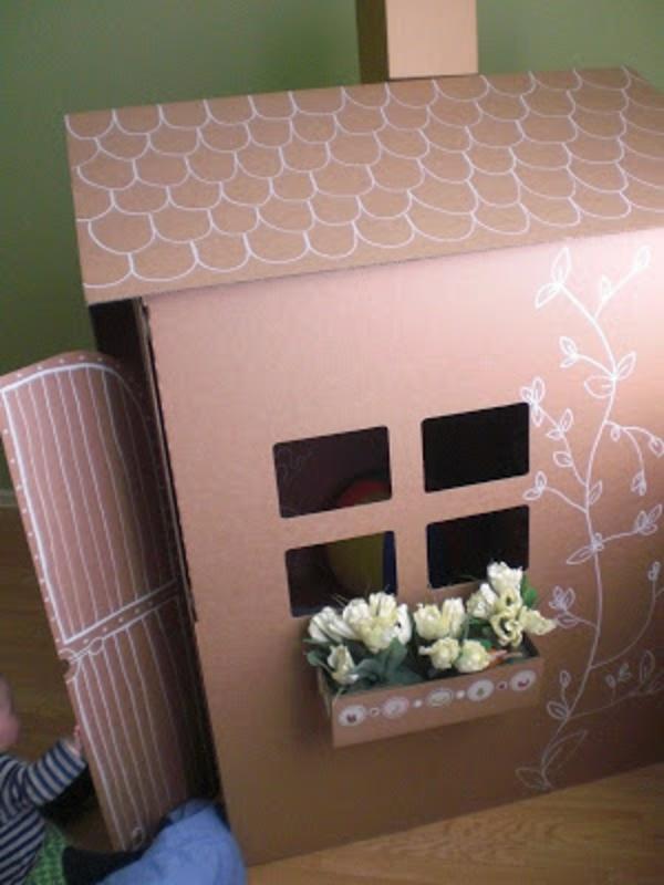 Papphaus Ikea  unvergessliche Spielstunden und groe