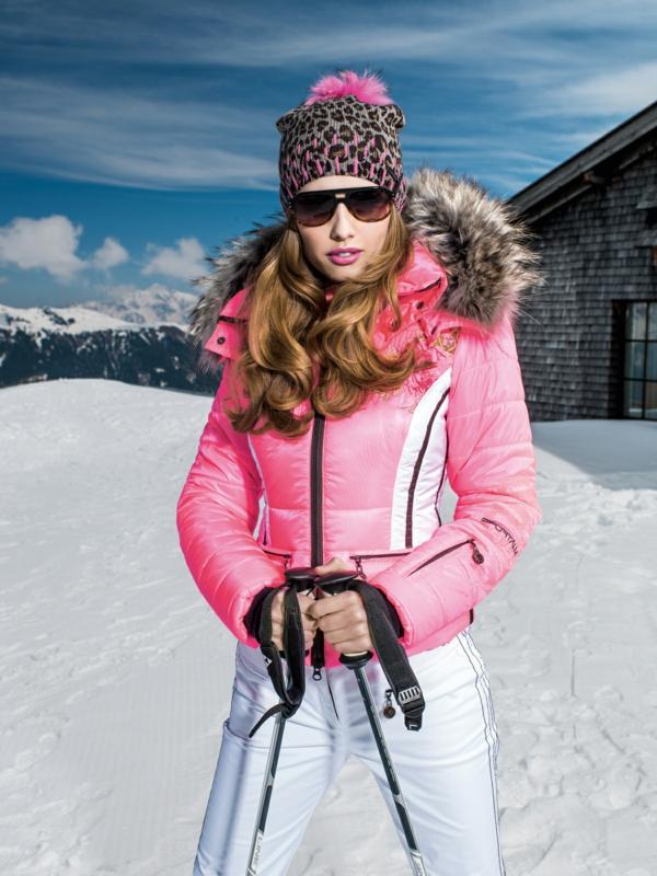 Sportalm Winterjacken die der Damenfigur auch im Winter