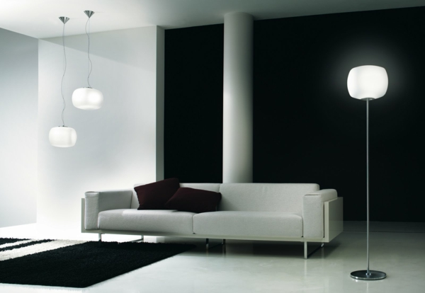 sofa design latest navy striped stehlampen peppen innenräume mit tollen nuancen auf
