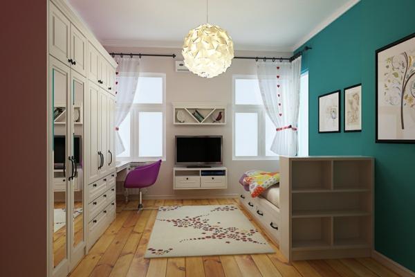 Jugendzimmer Ideen die Ihren Kindern auch gefallen werden