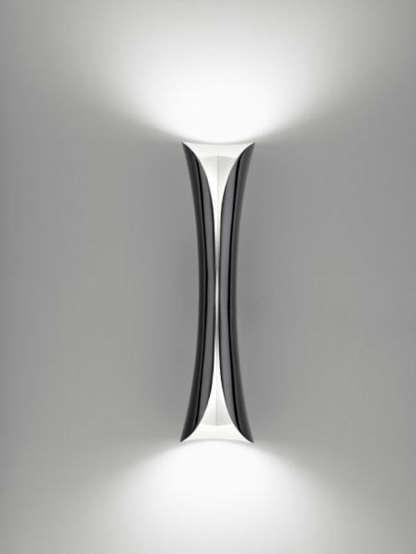Moderne Wandlampen fhren einen sitlvollen Effekt in den