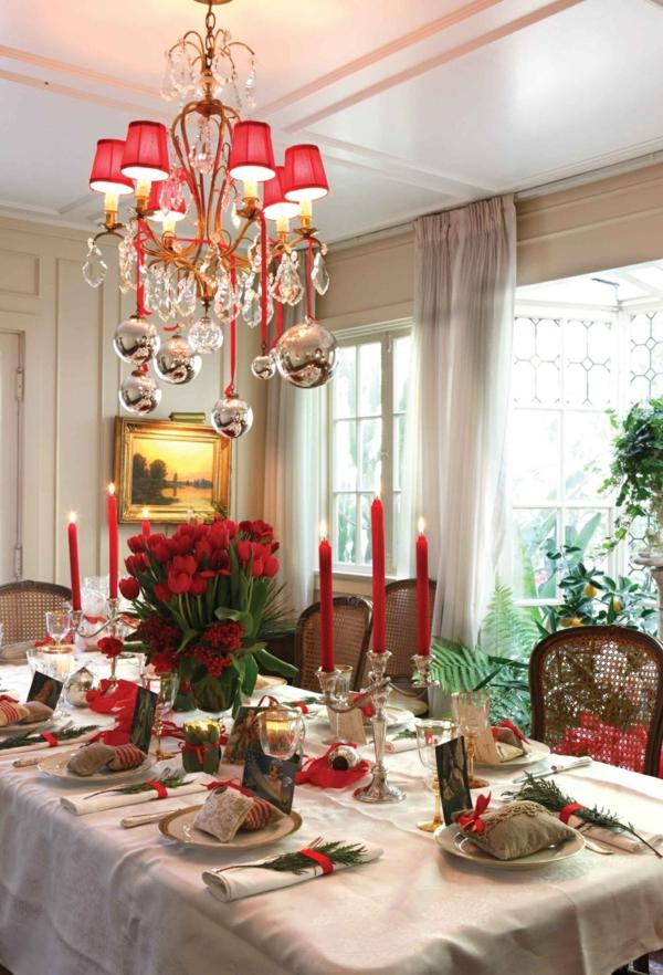 1001 Ideen fr Weihnachtsdeko selber basteln fr eine