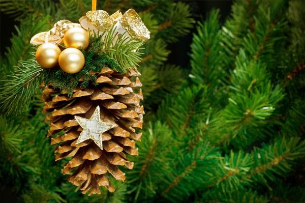 1001 Beispiele fr Weihnachtsdeko basteln  Es