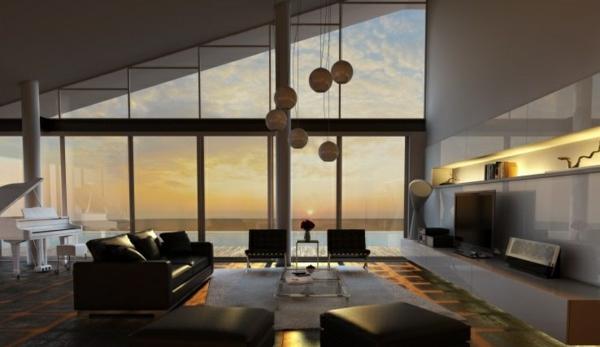 Wohnzimmermbel modern  seien Sie im Schritt mit der Mbelmode