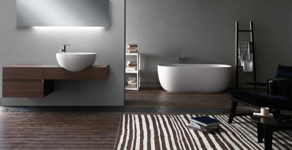 Coole Badteppich Designs fr den Badezimmer Boden