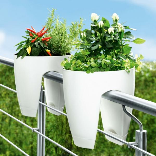 Blumenkasten fr Balkon  Verwandeln Sie Ihren Balkon in
