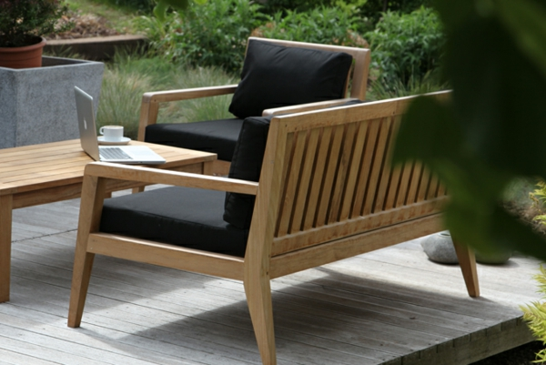 Gartenmobel Design Holz – usblife.info
