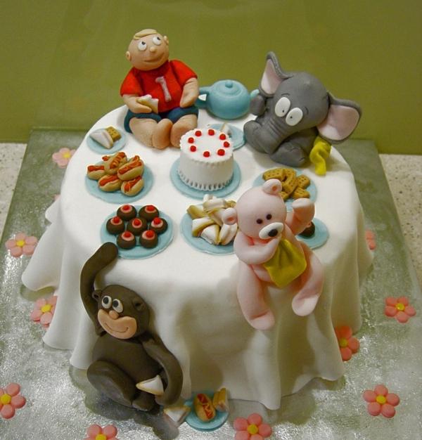 1001 Ideen fr Kindergeburtstagskuchen der Ihr Kind zum Staunen bringen wird
