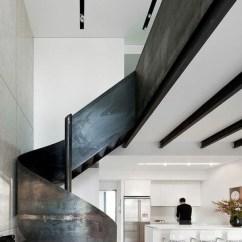 Island Kitchen Ideas Aid Attachments Ausgefallene Treppengeländer Designs Für Die Innentreppe