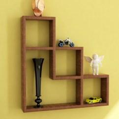 Modern Living Room Shelves Indian Sofa Set Designs For Wandregale, Die Das Ambiente Auf Einer Coolen Art Und ...