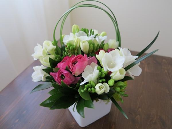 Blumen Tischdekoentdecken Sie die Freesien als eine