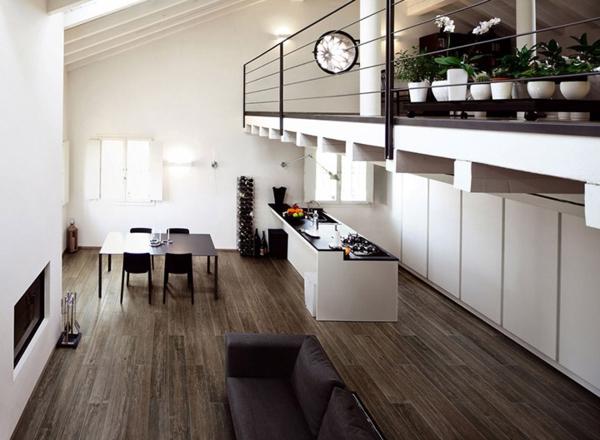 elegant living room design picture hanging ideas fliesen in holzoptik - die moderne alternative