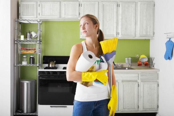 Putzen Tipps und Tricks fr ein sauberes Haus ohne Chemie