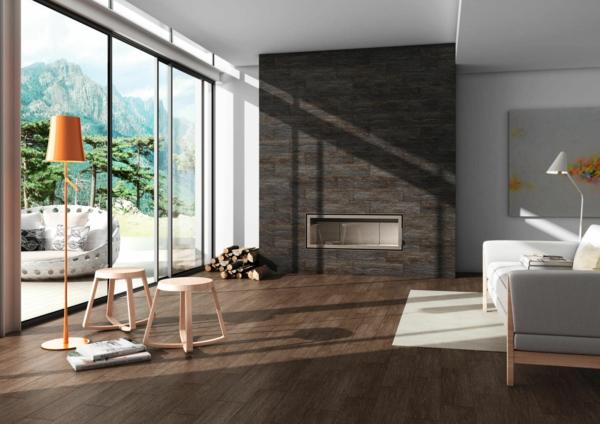 Fliesen in Holzoptik  die moderne Alternative