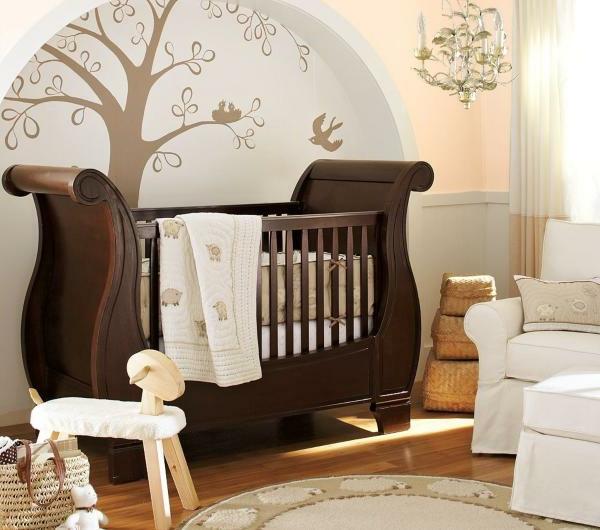 Babyzimmer einrichtenZimmergestaltungen die Lebensfreude ausstrahlen