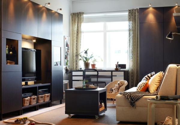 living room ideas with black leather furniture indian pictures kleines wohnzimmer einrichten - bewältigen sie diese ...