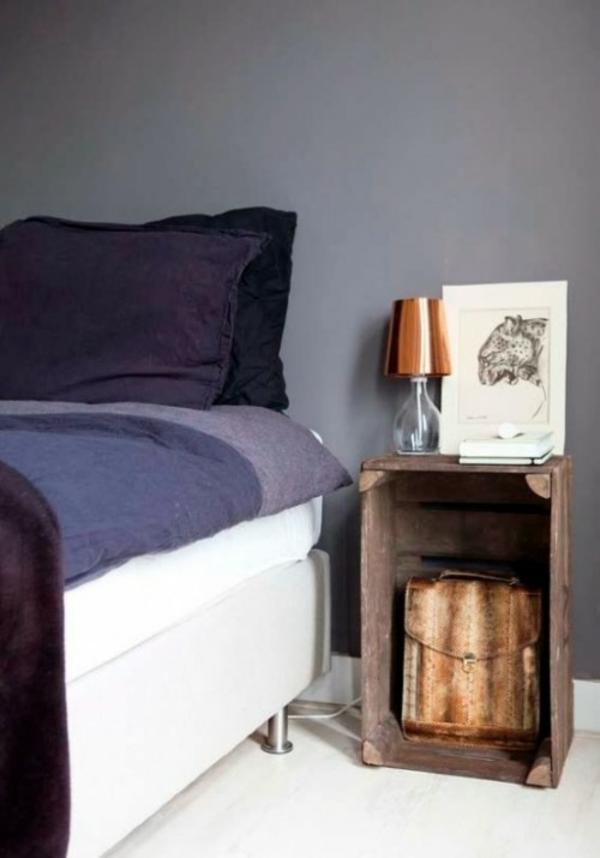 Nachttisch Design und Dekoartikel passend fr jedes Schlafzimmer