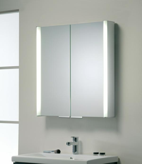 Spiegelschrank fr Bad  Die Funktionalitt im modernen Design