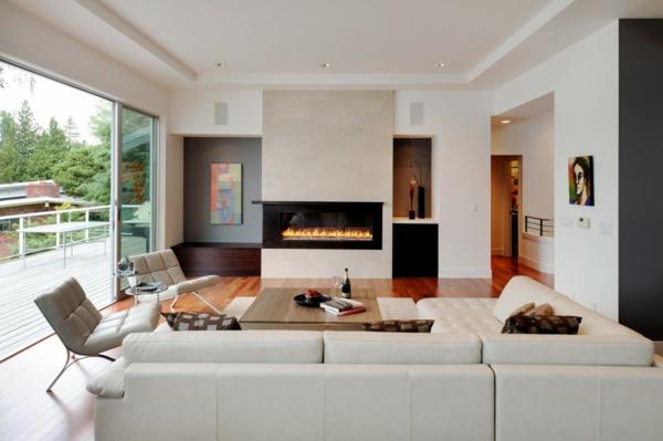 Wohnzimmer modern einrichtenRume modern zu gestalten ist ein Knnen