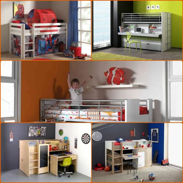 a kleines kinderzimmer einrichten und das richtige kinderbett ... - Ideen Kleines Kinderzimmer