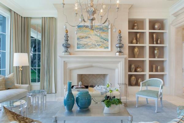 best wall colors for living room with dark brown furniture ikea tables zimmer dekoration im schlichten und prachtvollen ...