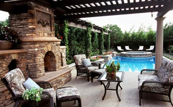 terrassengestaltung mit holz 25 inspirierende ideen - boisholz, Gartengerate ideen