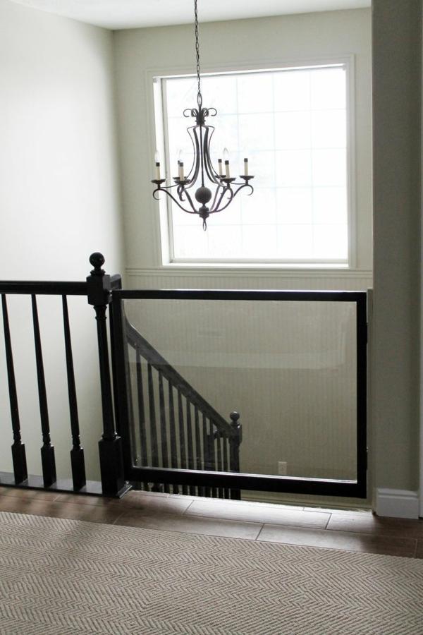 Treppenschutzgitter vermeiden gefhrliche Risiken fr Ihre