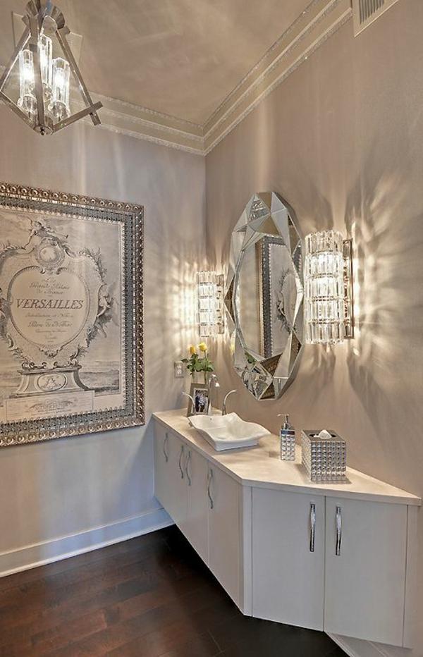 Lampe Badezimmer  die richtige Beleuchtung fr Ihr Badezimmer finden