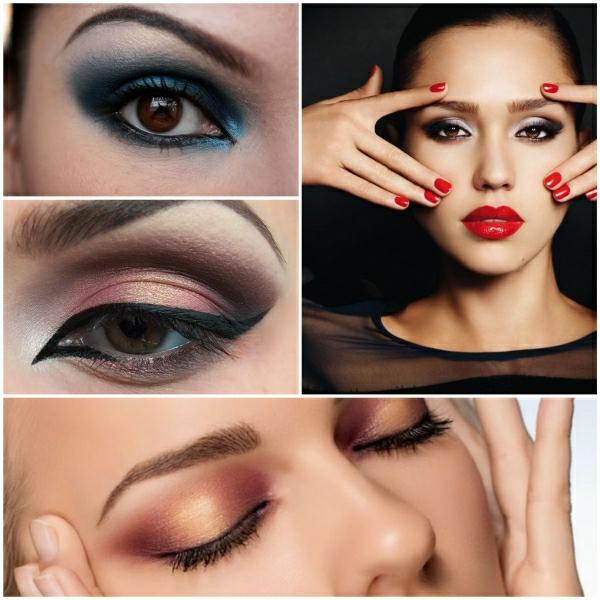 Augen Make up braune Augen  Tipps und Tricks fr passende Farben