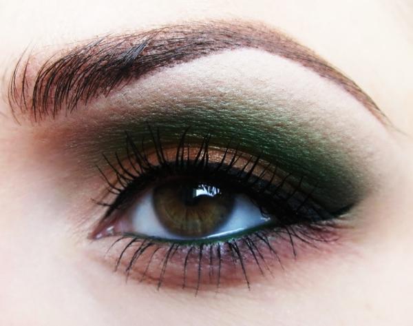Augen Make up braune Augen  Tipps und Tricks fr passende
