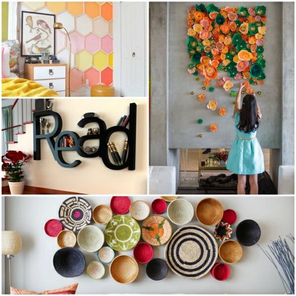 Kreative Wandgestaltung fr eine auergewhnliche Stimmung