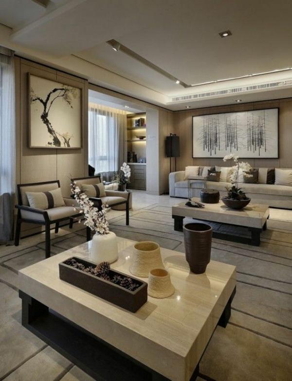 Asiatische Mbel als Idee fr Ihre Wohnungseinrichtung
