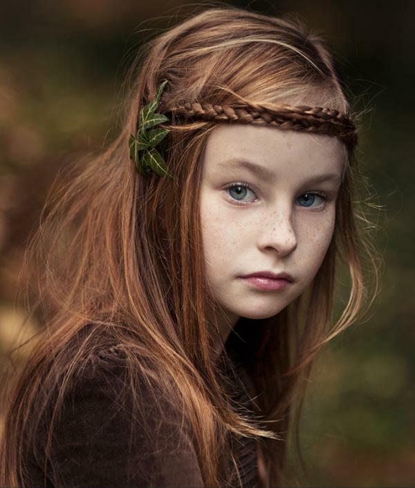 ▷ Kinderfrisuren Hochgesteckte Lange Oder Kurze Mädchenfrisuren?