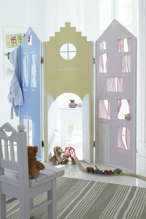 Raumteiler Kinderzimmer  eine Hilfe bei der Kinderzimmergestaltung