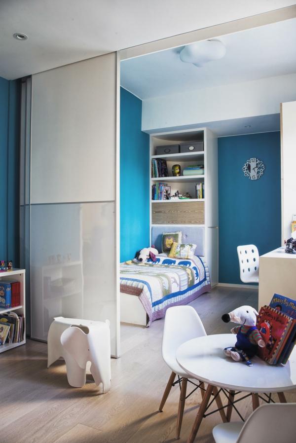 Raumteiler Kinderzimmer  eine Hilfe bei der