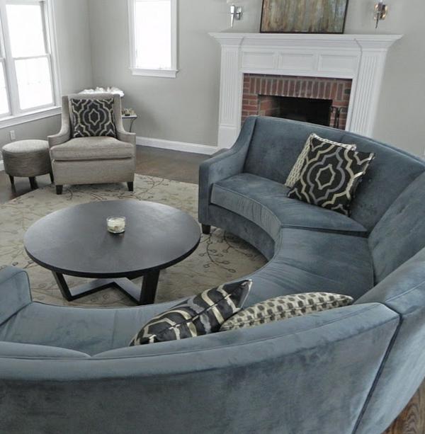 sofa with chair cheap sofas melbourne gumtree runde für eine harmonische und friedliche stimmung ...