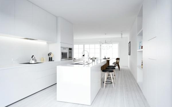 Skandinavisches Design  Tolle Skandinavische Kche kreieren