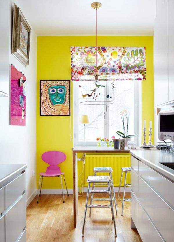 peinture cuisine moderne