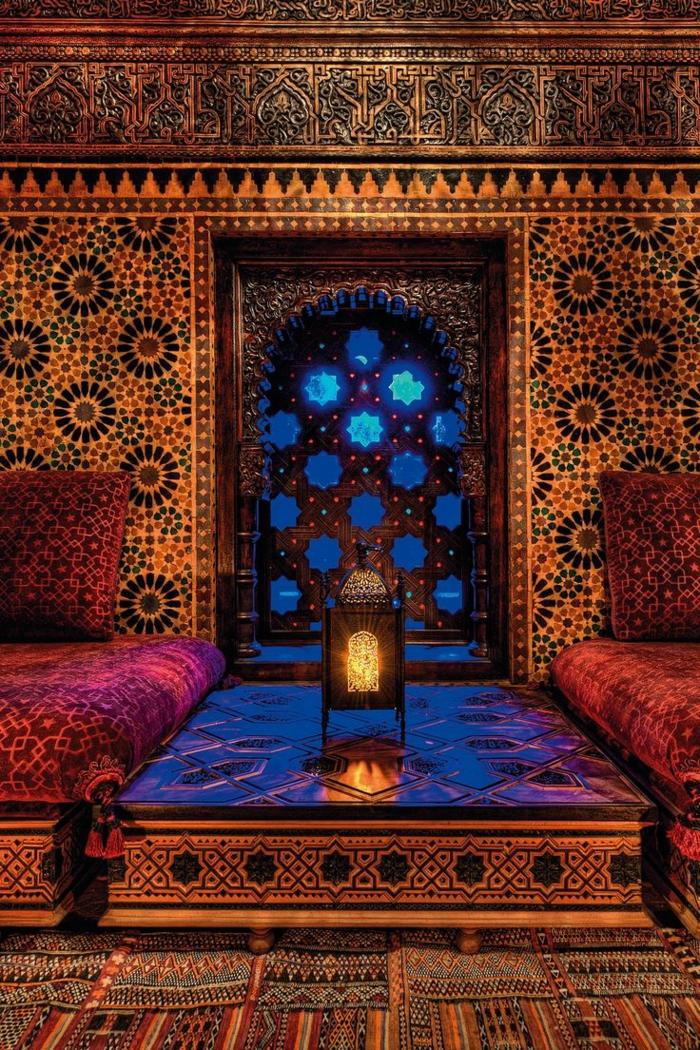 Orientalische Mbel und Accessoires aus der arabischen Welt