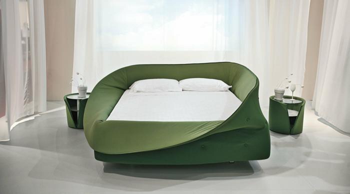 Ausgefallene Betten fr besseren Schlafkomfort und tolle