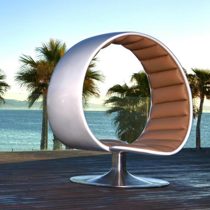 Designer Sessel als eine Herausforderung fr moderne Menschen