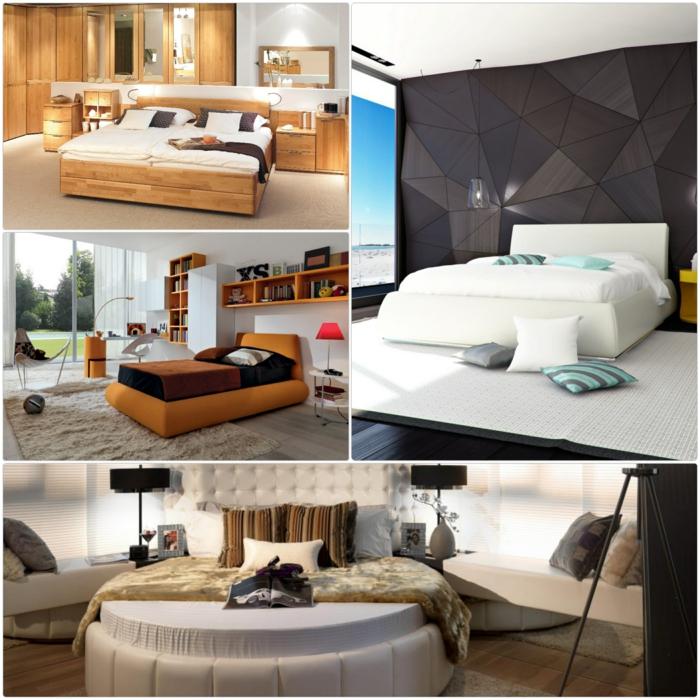Schlafzimmer gestalten  tolle Tipps fr jedermann