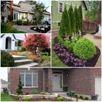 Vorgartengestaltung kann Ihr Haus noch entzückender wirken ...
