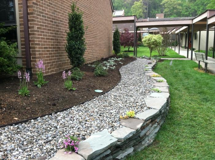 Gartengestaltung mit steinen und pflanzen m belideen for Gartengestaltung mit pflanzen